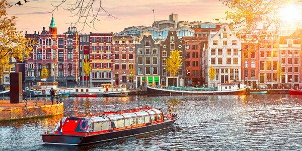 Valentýn v Nizozemsku: 1 noc s dopravou a snídaní