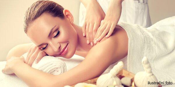 Dárkové vouchery na kosmetiku, masáže či pedikúru