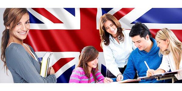 Kurz angličtiny na 10 měsíců nebo pomaturitní studium!