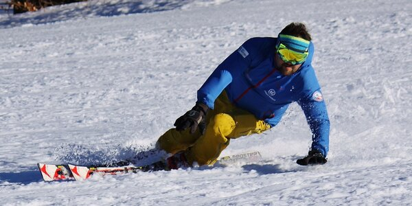 Privátní carvingový kurz pro pokročilé lyžaře
