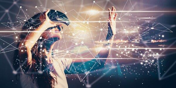 Virtuální realita až pro 4 osoby: až 90 minut zábavy