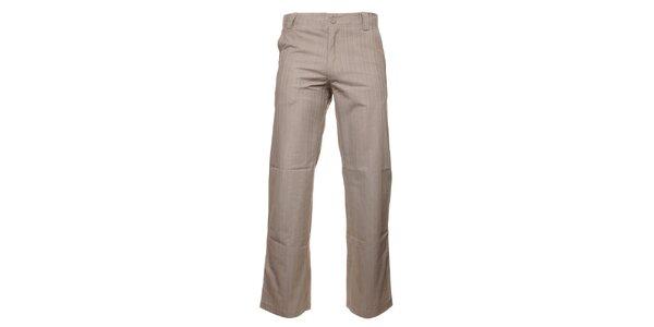 Pánské pískové kalhoty Bushmen s proužkem