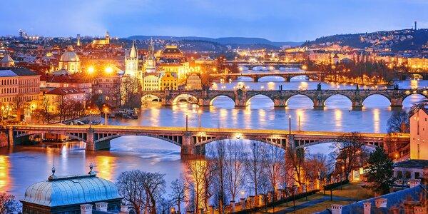 V hotelu na okraji Prahy: pobyt se snídaní a vínem