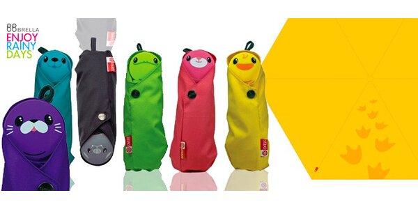 Designové deštníky Brella. Veselé motivy zvířátek!