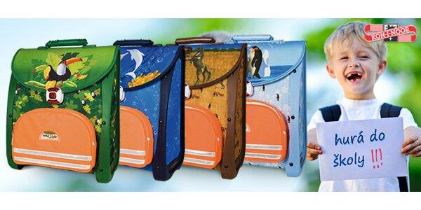 Stylové batohy nebo penály Koh-i-noor pro kluky i holky