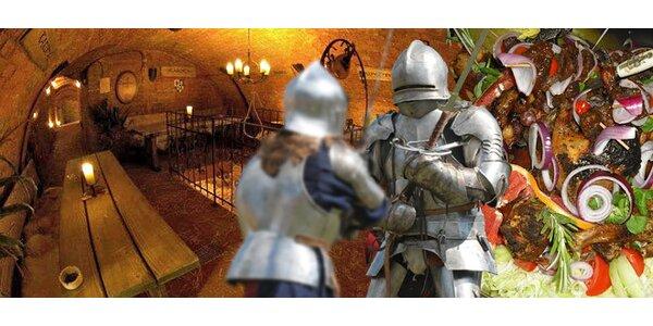 Vstup na originální středověkou silvestrovskou party!