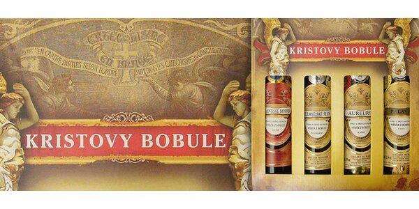 4 skvostná a velmi oceňovaná vína z vinařství Krist