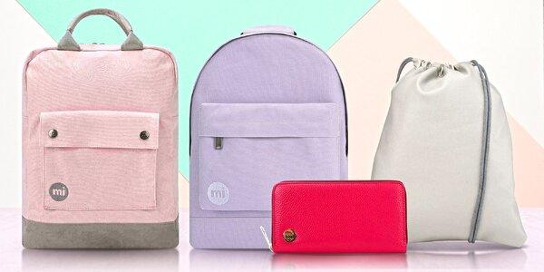 Peněženky, vaky i batohy Mi-Pac v mnoha barvách