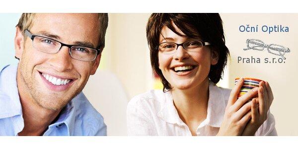 Odlehčené brýlové čočky japonské značky HOYA