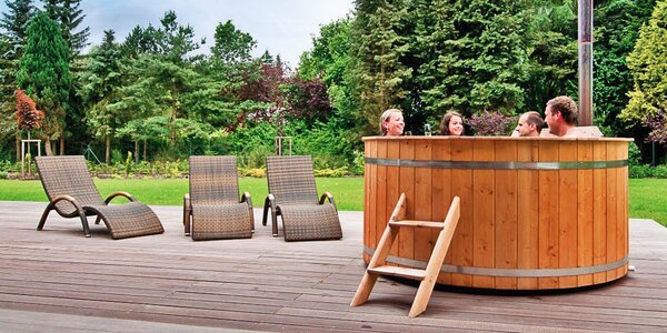 4* wellness pobyt v Resortu Johanka na Vysočině