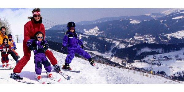 Celodenní skipas do skiareálu STOH ve Špindlerově Mlýně