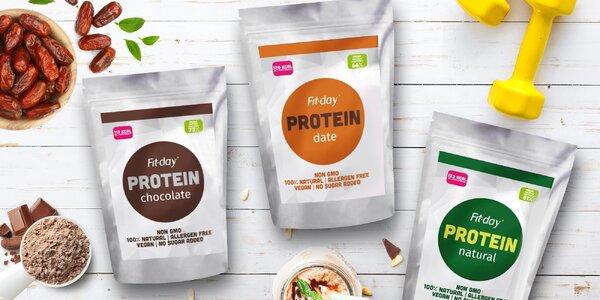 Proteinové nápoje s vysokým obsahem bílkovin