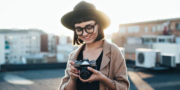 5hodinový fotografický kurz pro začátečníky