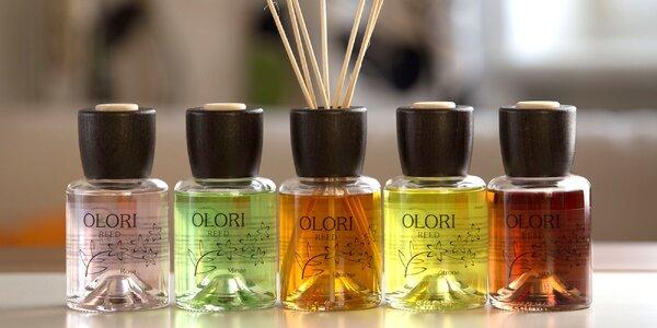 Aroma difuzéry Olori: 12 svěžích i smyslných vůní