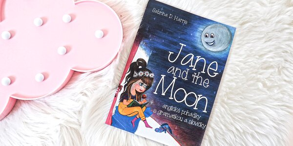 Angličtina hrou: pohádková kniha Jane and the Moon