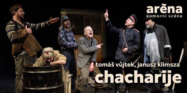 Divadelní představení Chacharije