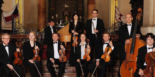Prague String Orchestra & housle a hoboj