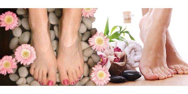 Krásné a zdravé nohy s mokrou pedikúrou - pro ženy i muže