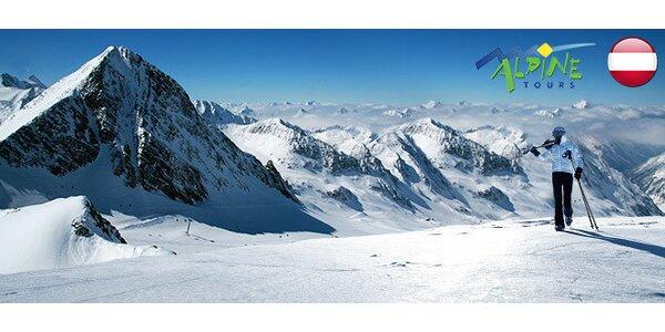 Na lyže do Kitzbühelu. Luxusní pobyt až pro 4!