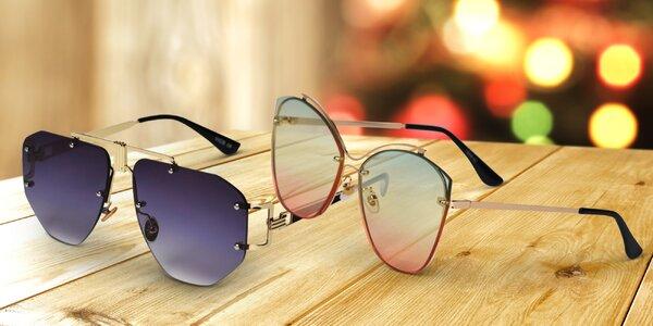 Dámské a pánské sluneční brýle: 12 variant