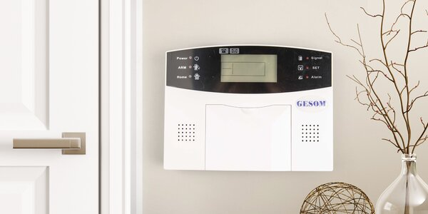 Bezdrátový alarm pro zabezpečení vašeho domu