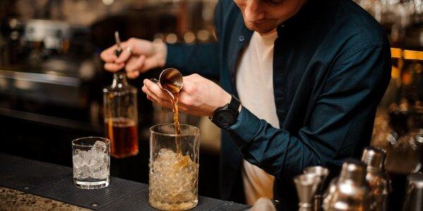 Cesta za rumem s průvodcem: 5 barů v Praze