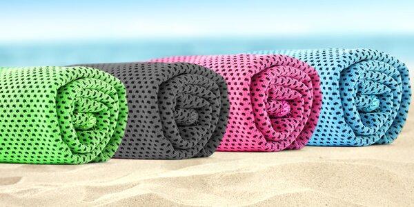 Chladicí ručník na sport i letní dovolenou