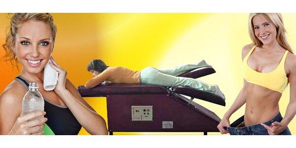 Lekce na hubnutí: stoly Slender You a vibrační plošina