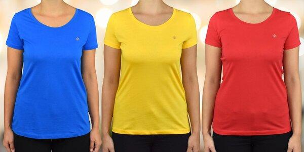 Dámské tričko Soul ze 100% bio bavlny s certifikací