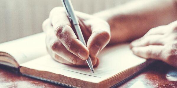 Kurz tvůrčího psaní pod vedením básnířky