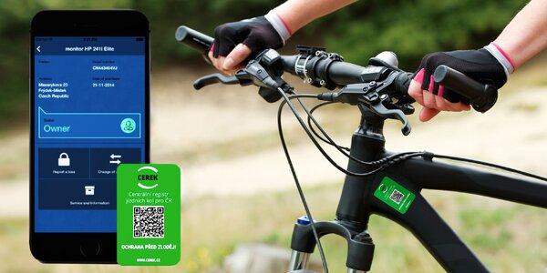 Chraňte kolo před zloději: registrace do CEREKu