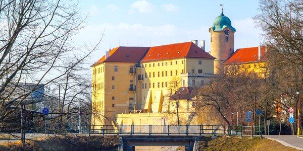 Moderní ubytování s polopenzí v centru Poděbrad
