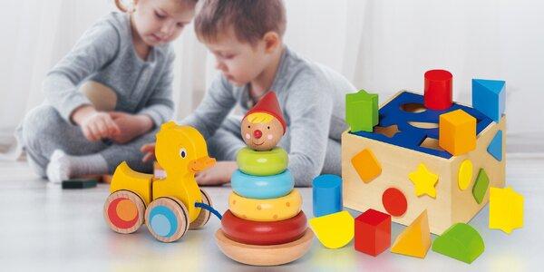 Dřevěné hračky pro děti: kvalita německé značky Goki
