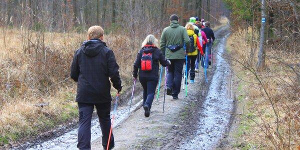 Naučte se, jak správně provozovat Nordic Walking
