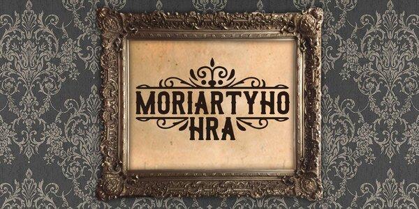 Napínavá únikovka Moriartyho hra pro 2–4 hráče