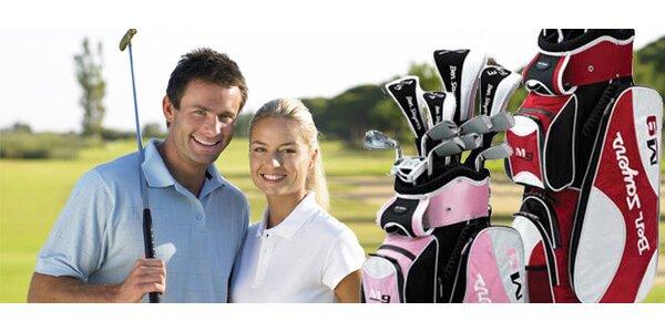 Dámský nebo pánský golfový set Ben Sayers