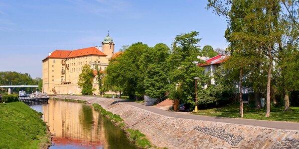 Pobyt v lázeňském městě Poděbrady pro 1 až 3 os.