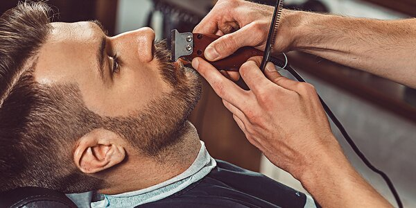 Barber péče pro muže: holení, střih a další procedury