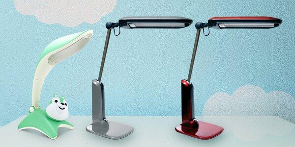 Finelux: Stolní ionizační lampa, která šetří oči