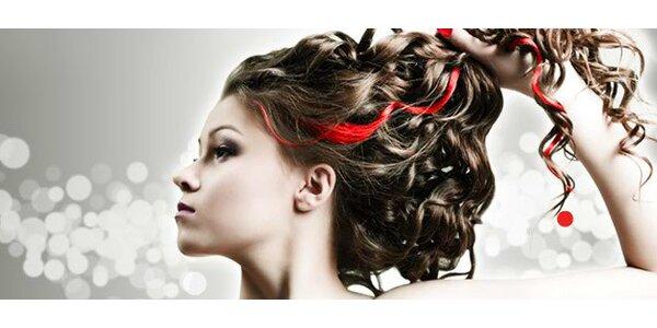 120minutová péče o vlasy včetně střihu