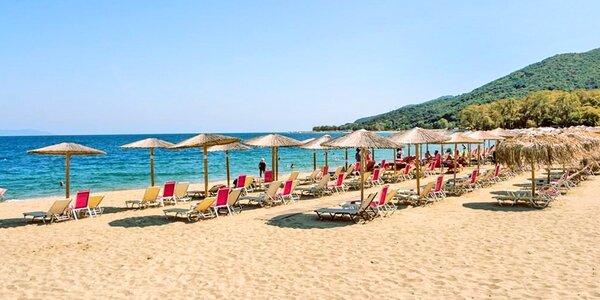 Autobusem do Řecka: ubytování, pláž i výlety