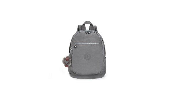 Dámský popelavě šedý batoh Kipling 8e590ba1633