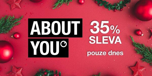 35% sleva do módního e-shopu About You