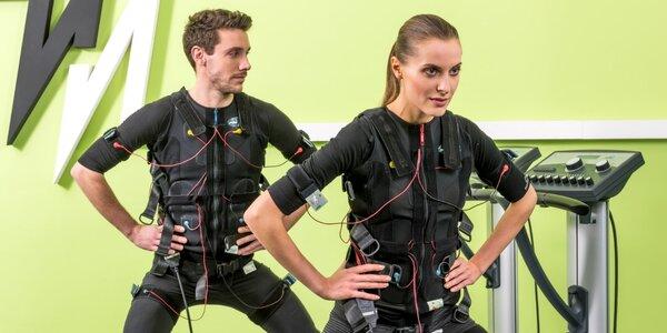 Permanentky na efektivní EMS tréninky Bodytec
