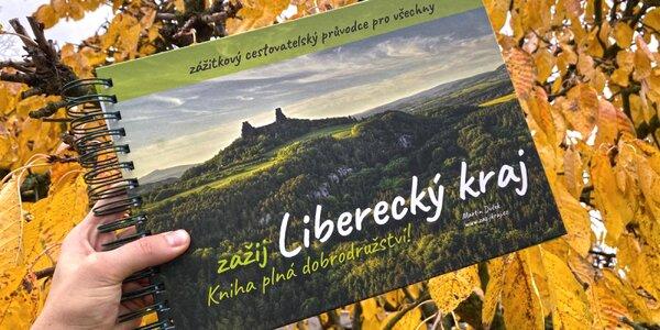 Knihy na výlety: netradiční poznávání severu Čech