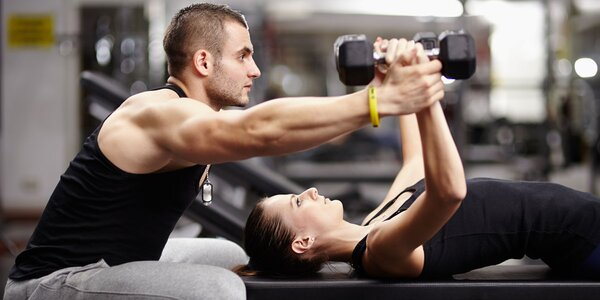 Osobní trénink s fitness trenérem vč. konzultace