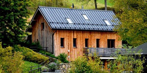Apartmány v Harrachově: sauna i 10 l piva