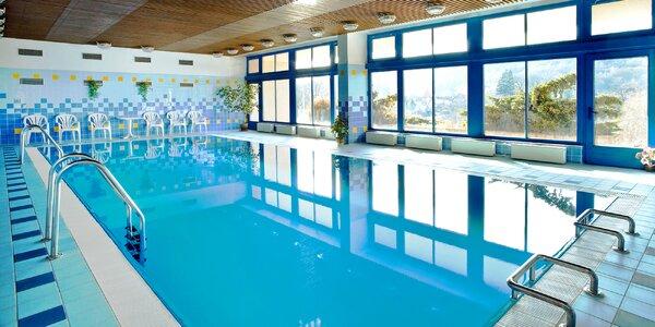 Relax v Luhačovicích: wellness, masáž a bazén
