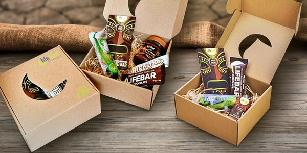 Zdravé balíčky naplněné bio a raw dobrotami