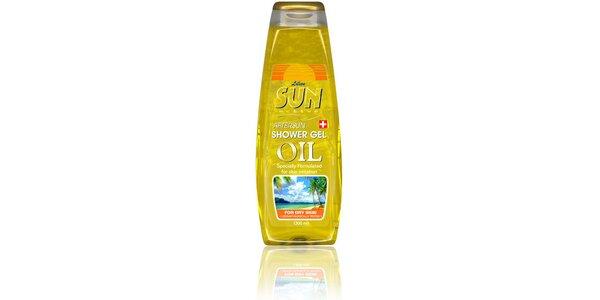 SUN Active sprch.gel OIL po opálení 300ml